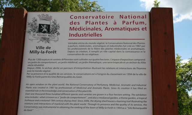 photo conservatoire des plantes