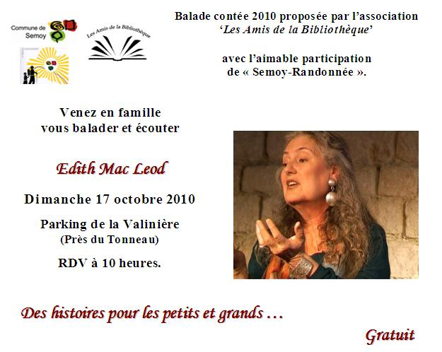 photo Affiche Balade Contée 2010