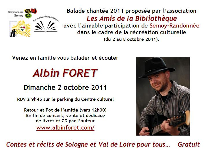 photo Affiche Balade Contée 2011