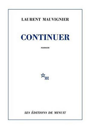 Couverture Continuer