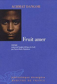 Couverture Fruit amer