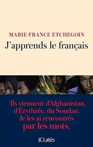 Couverture J'apprends le français