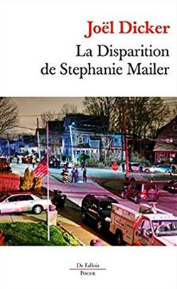 Couverture La Disparition de Stephanie Mailer