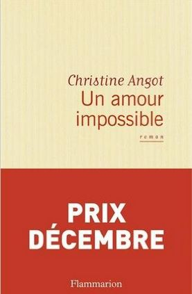 Couverture Un amour impossible